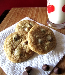 Crisco Chocolate Chip Cookies