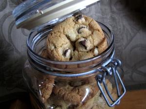Virginia's Chocolate Chip Cookies