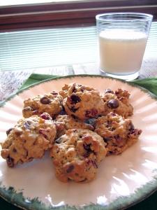 Oatmealcranchipcookie