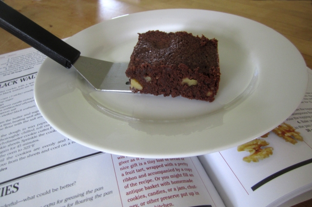 Silver Palate Brownie