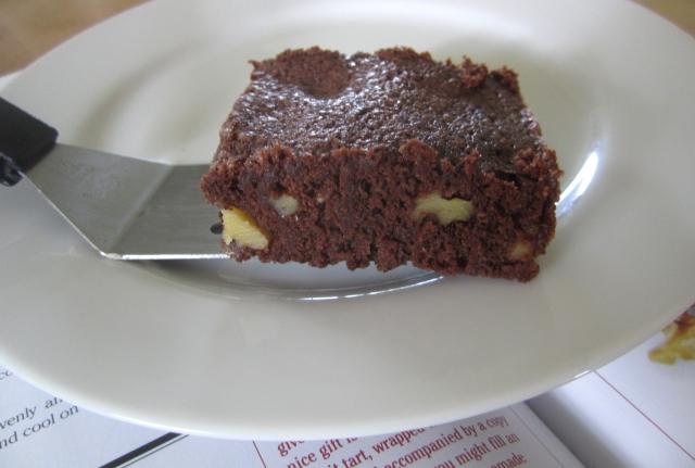 Silver Palate Brownie