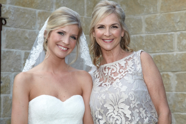 Bride & Mother