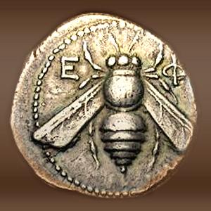 bee-coin-ephesus